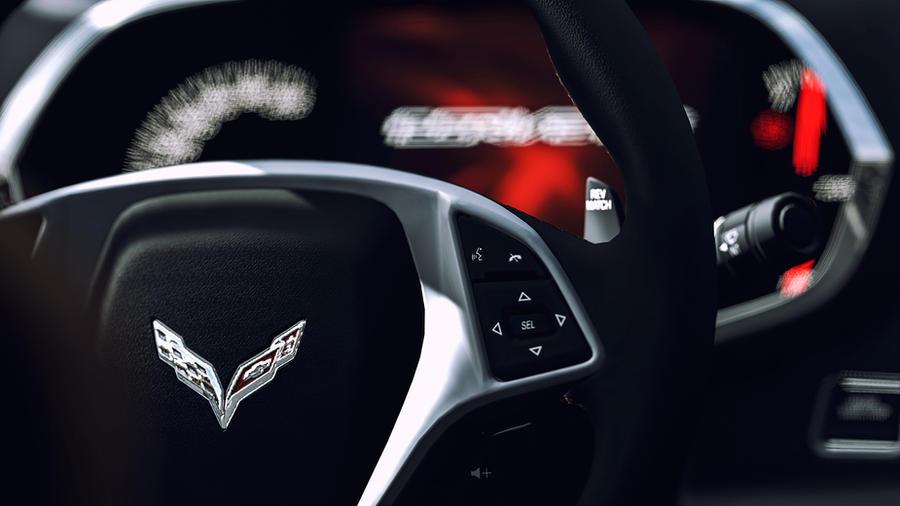Corvette C7 - 1080p Wallpaper by EmptySoulR35 on DeviantArt