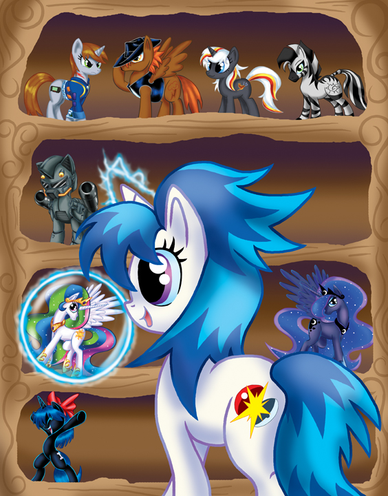 Pony Collection