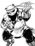 The Original KungFu Panda