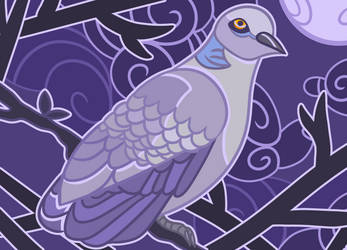 Pigeon by SpookyHugger