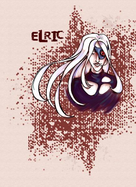 Elric by diseann