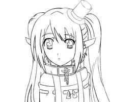 Sora no otoshimono Nymph by BiohazardRG