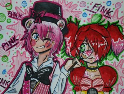 Pink is better by Sakuracherryflower