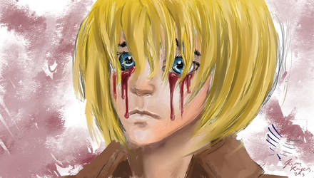 Armin Arlert by Fantasy--Queen