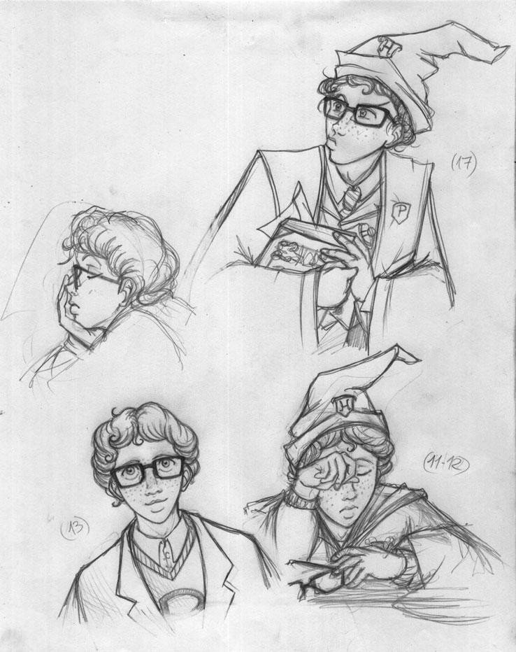 percy sketches by Noe-Izumi