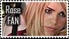 DW- Rose stamp