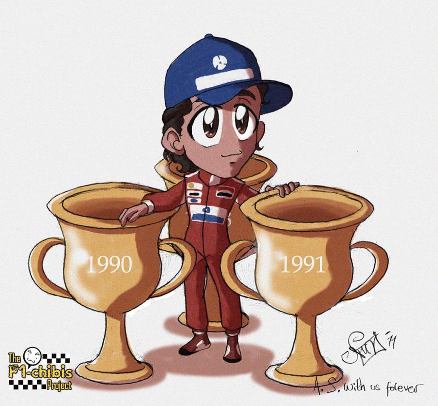 F1 Chibis- 3 championship by Noe-Izumi
