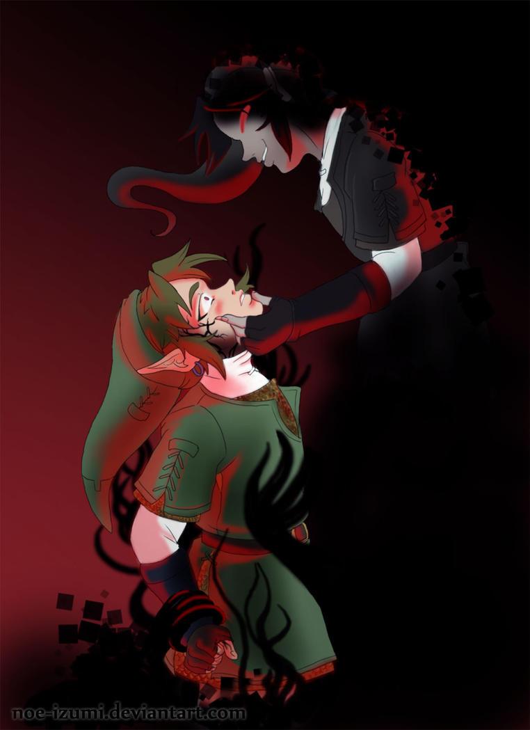 LoZ- Come to me, hero... by Noe-Izumi