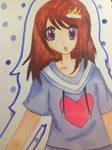 Art Trade - YomiYoshi by CopicUser101