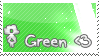 I love Green Stamp by relina1611