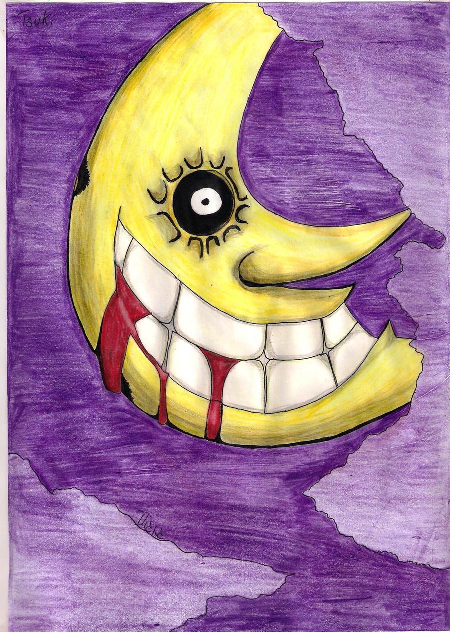 Soul Eater Moon by hoshinoame