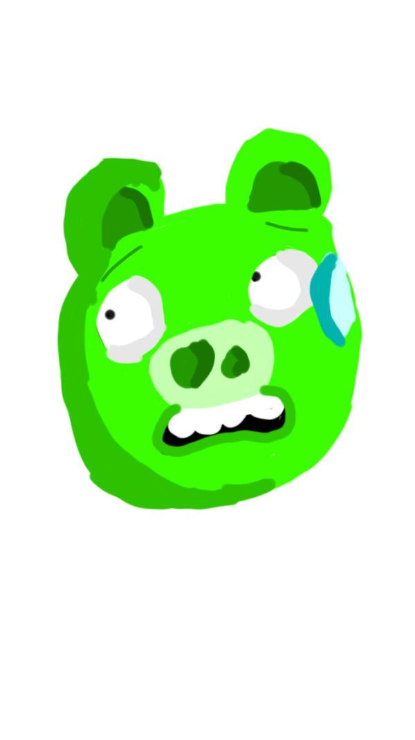 Minion pig by superbroz