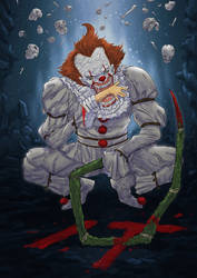 pennywise color