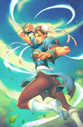 Chun Liii by -seed-