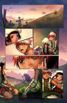 Sky Pirates Issue 2 pg3