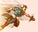 Chun Li Action