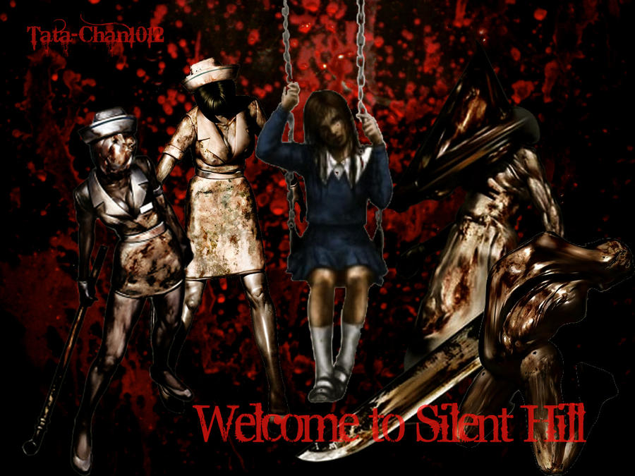 Welcome to Silent Hill by Tata-Chan1012