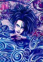 Robert Smith by artbysevi