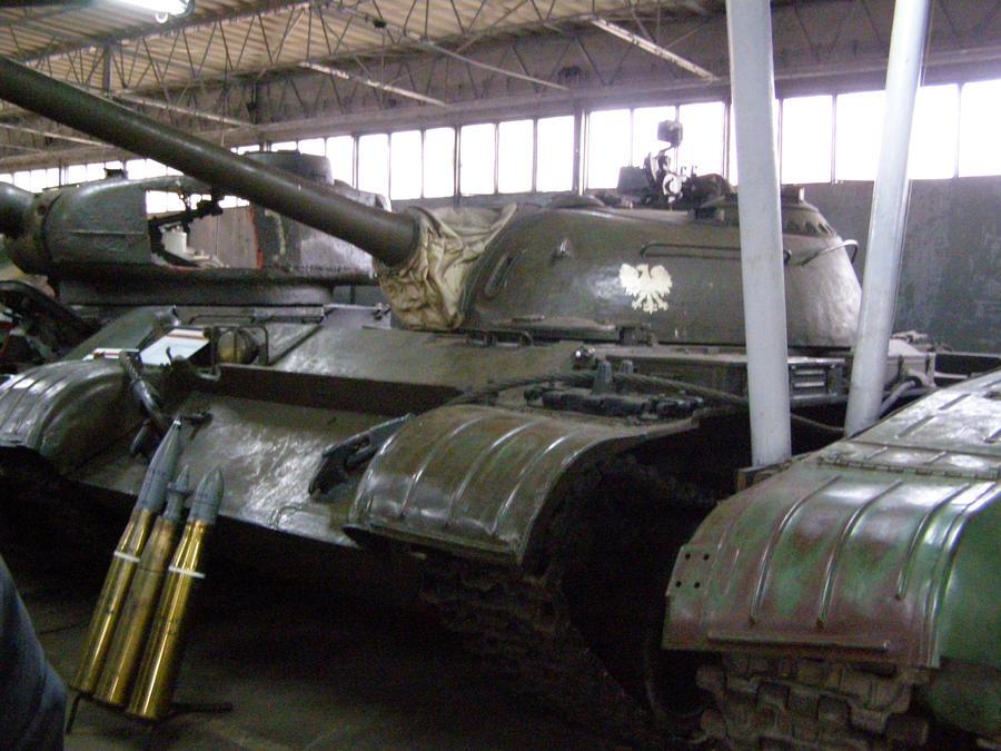 T-54 Medium Tank