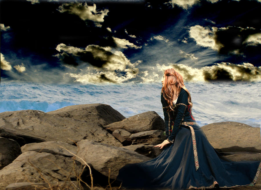 Longing Sea and Sky by Phantom-HotShot