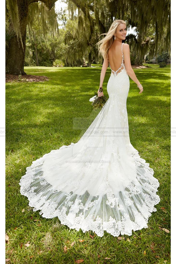 Платья Свадебные С Шлейфем