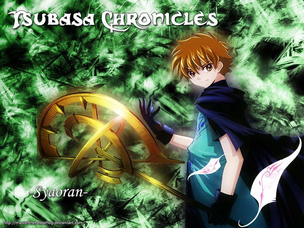 Tsubasa Chronicles Wall by MasterTheHedgehog