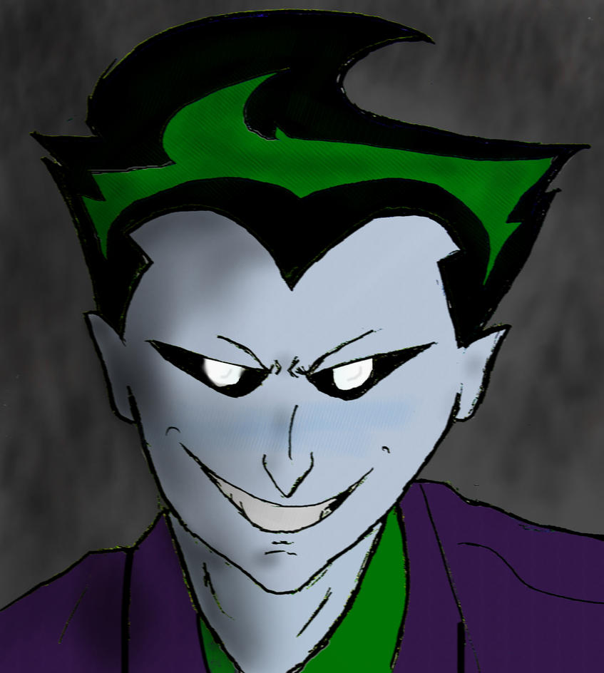 tnba joker by rcatstott on DeviantArt