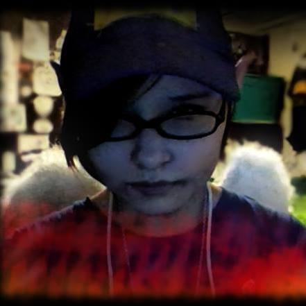 dark angel by rcatstott