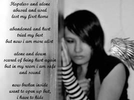 my depression poem by rcatstott