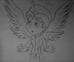 angel lucky by rcatstott