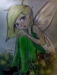 me as a fairy by rcatstott