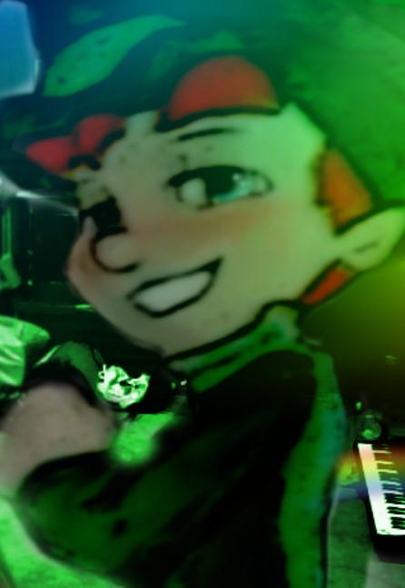 lucky the leprechaun by rcatstott