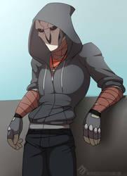 Civillian Reaper by Maximum-124