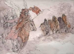 Winged Warriors