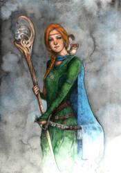 The Prophet by Tokala