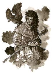 Commission: Swydlana Graupel by Tokala
