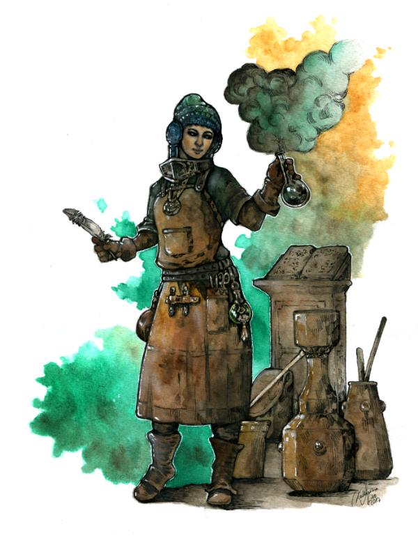 The Alchemist by Tokala