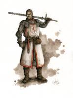 Commission: Ailfir by Tokala