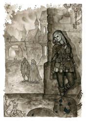 Commission: Gwydhen