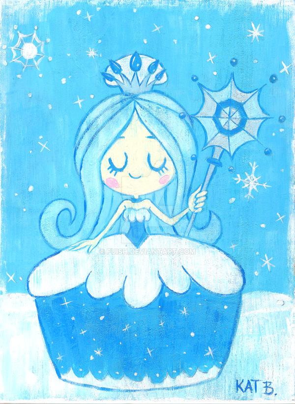Queen Frostine - Candyland by fuish