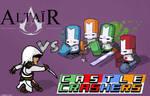 Altair vs Castle Crashers
