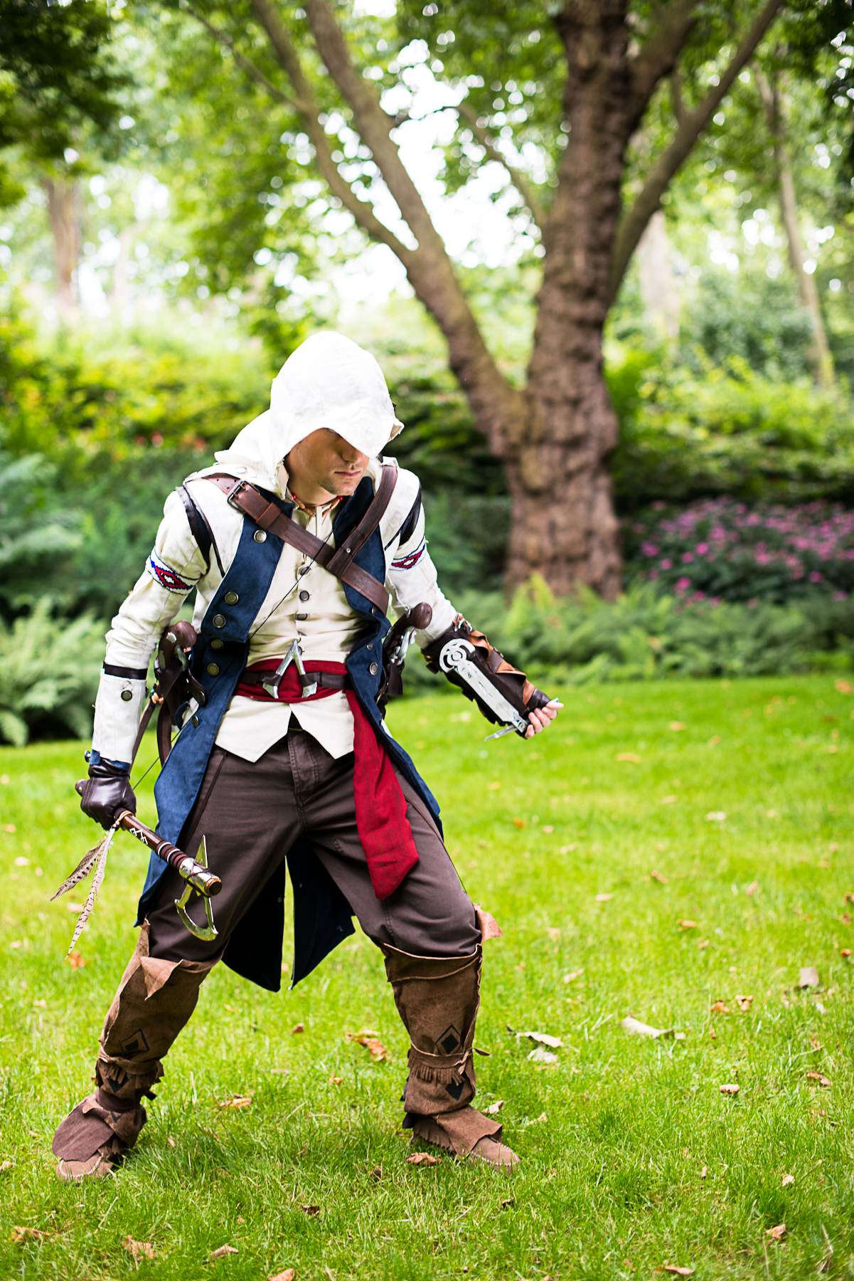Assassin S Creed Iii Connor By Dirtyvonp On Deviantart