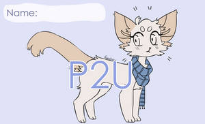 P2U lineart with extra stuff (1.6 USD\160 pts) by ashieshu