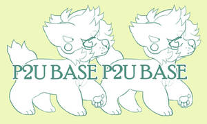 puppo base for adoptables! [updated] by ashieshu