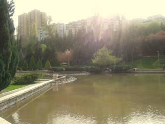 in the city... by sutlusekersiz