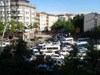 The city... by sutlusekersiz
