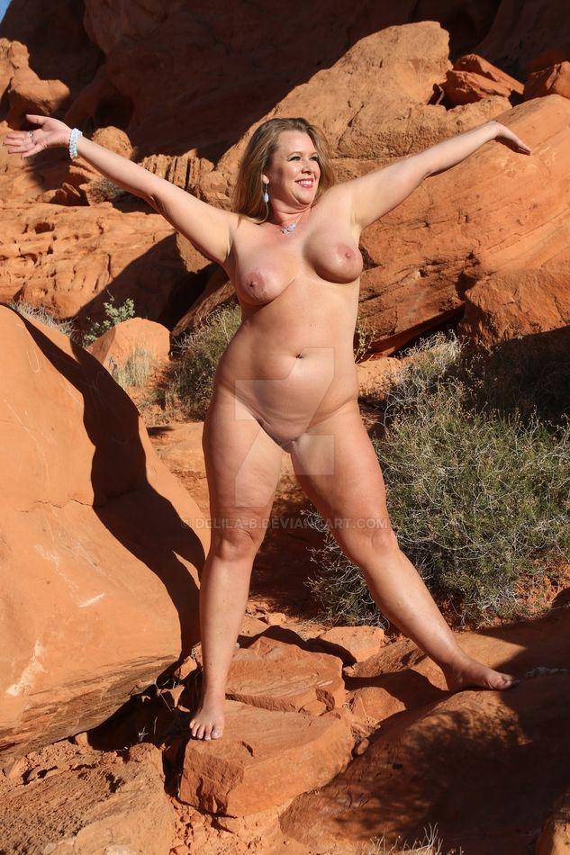 Nude bbw birthday — img 14