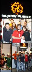 BURNIN'FLAMEZ Crew by Xabi-Wan