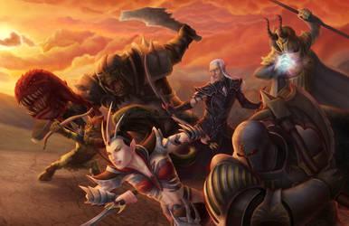 WAR - Bad Guys by Xabi-Wan