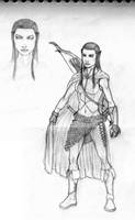 Elven Sketch